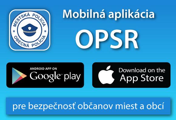 APP OPSR